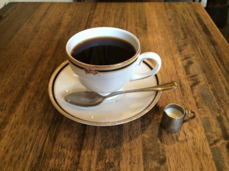 ハイクオリティのコーヒーをどうぞ。