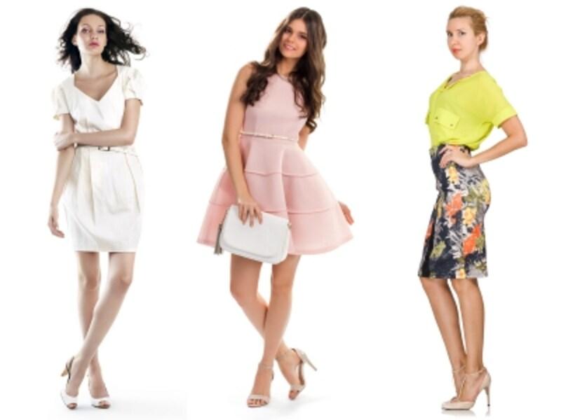 どの服にしようかな?と思ったら、シーンに合わせて「服の色」から選択してみては
