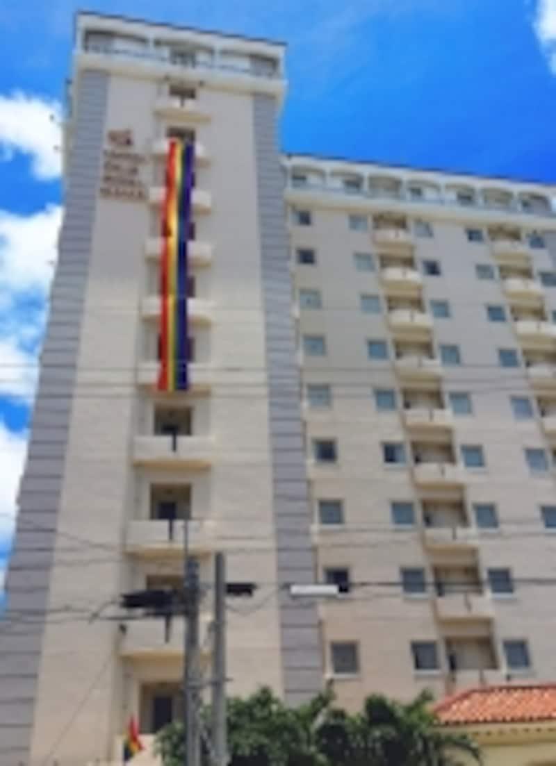 ホテルパームロイヤルNAHA