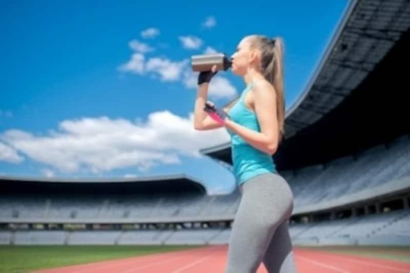 プロテインはダイエットや有酸素運動にも有効!