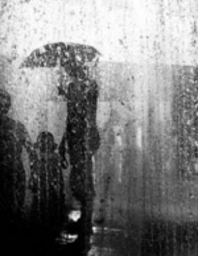 雨の日は音が聞こえにくい