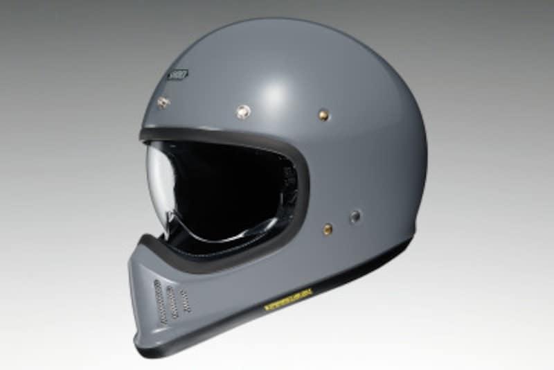 クラシックなオフロードスタイルのフルフェイスヘルメット EX-ZERO