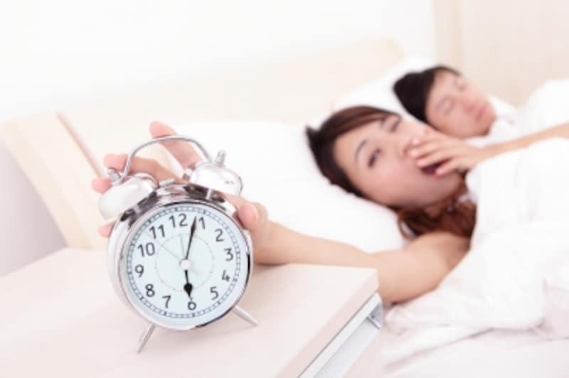 お互い疲れ果ててただ寝るだけ……になっていてはダメ