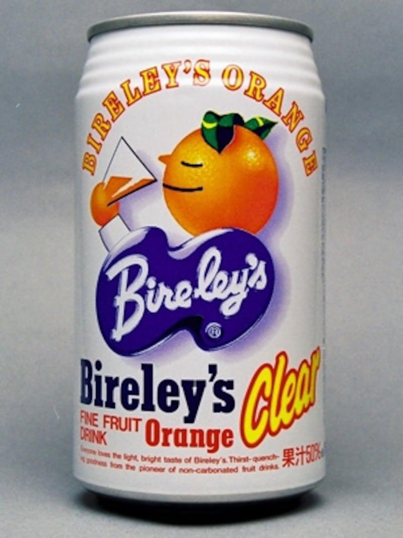バヤリースオレンジクリア(アサヒ飲料)バヤリースオレンジクリアアサヒ飲料