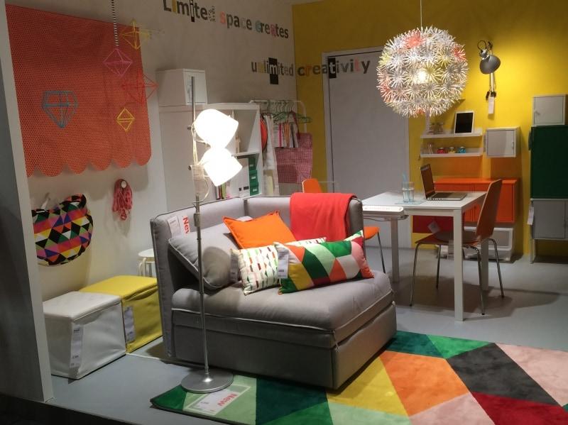 イケア発賢いソファでリビングを快適にする方法 インテリアショップ