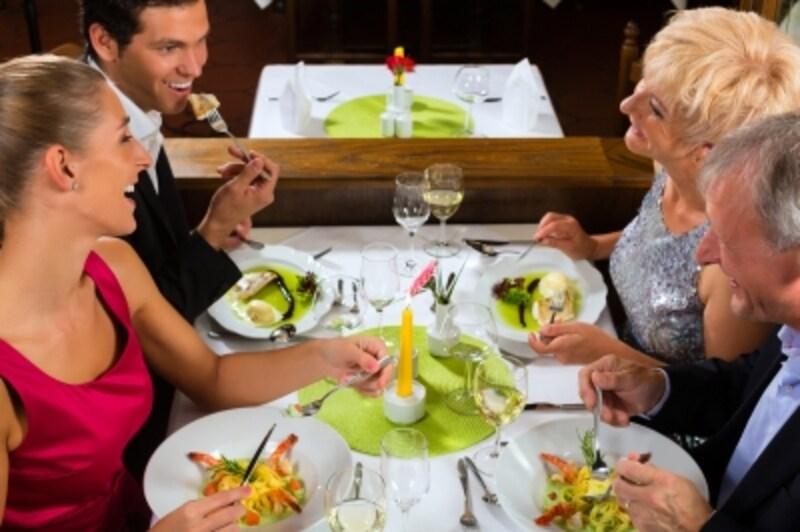 食習慣だけでなく、食事の楽しみ方も、国や地域によっていろいろ