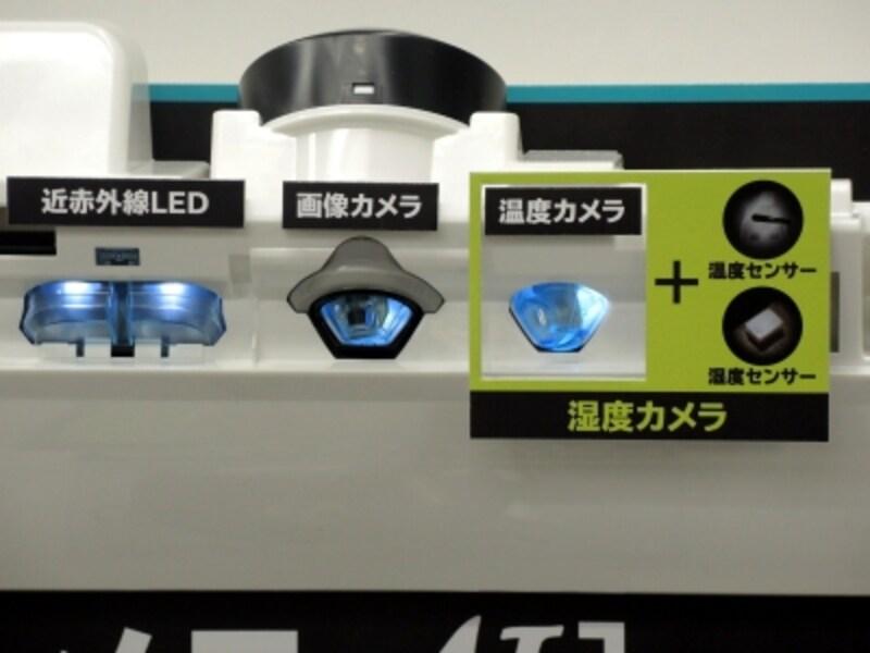 白くまくん独自技術のくらしカメラがさらに進化