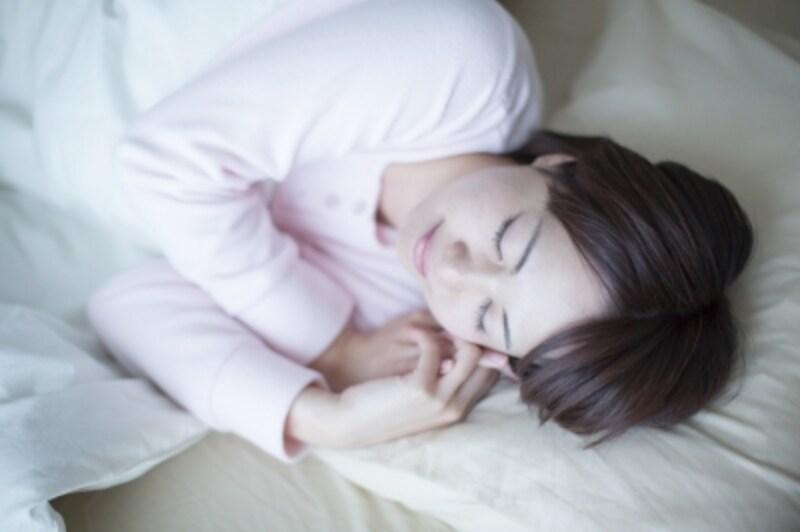 安眠で美肌を叶える夜ヨーグルト