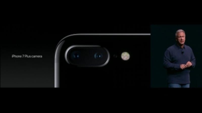 iPhone7Plusはデュアルカメラに