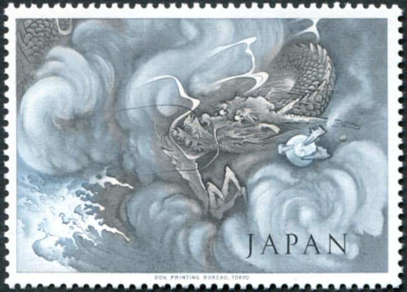 大蔵省印刷局切手試作品