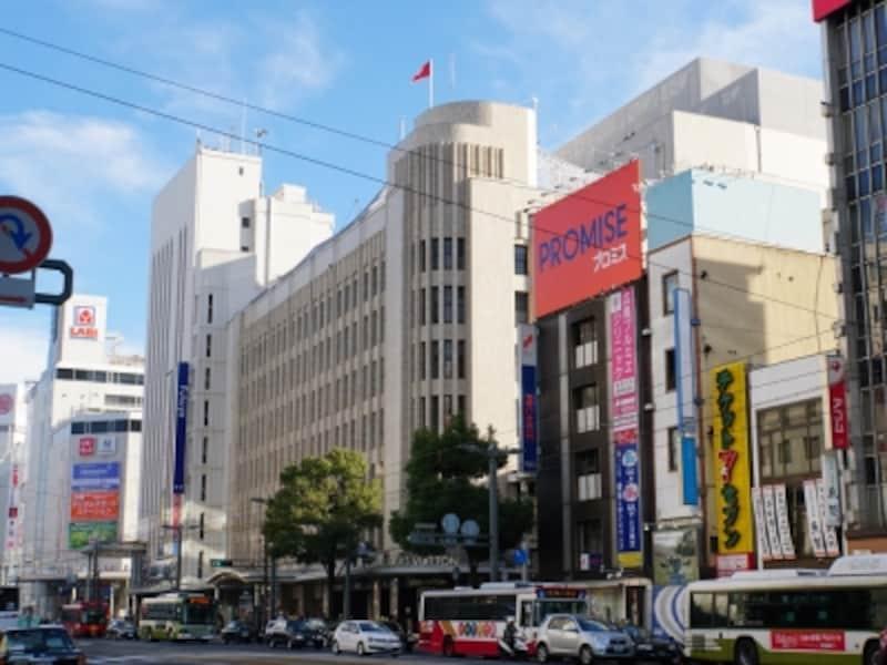 福屋百貨店八丁堀本店