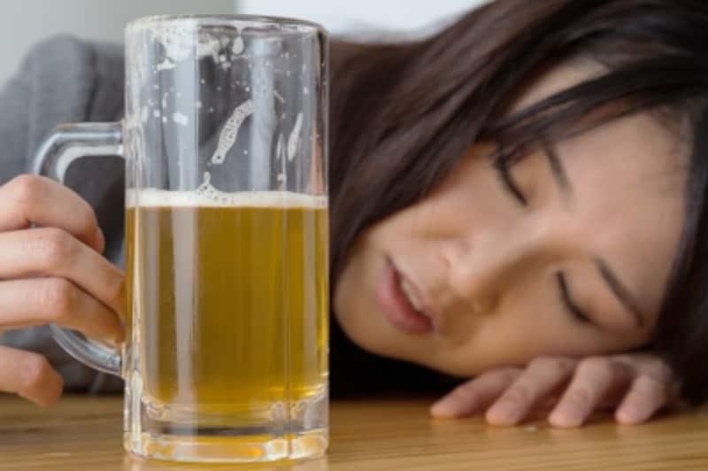 節度を持ってアルコールを楽しんで