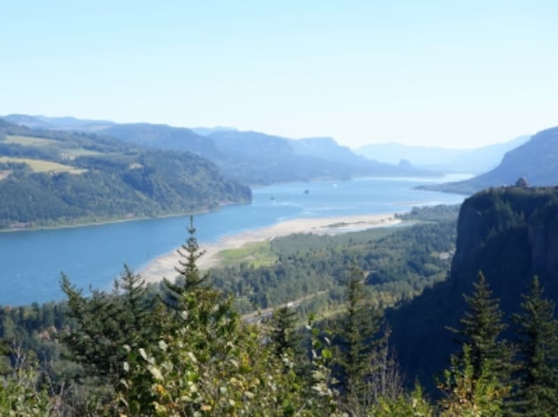 columbia river historic hwy