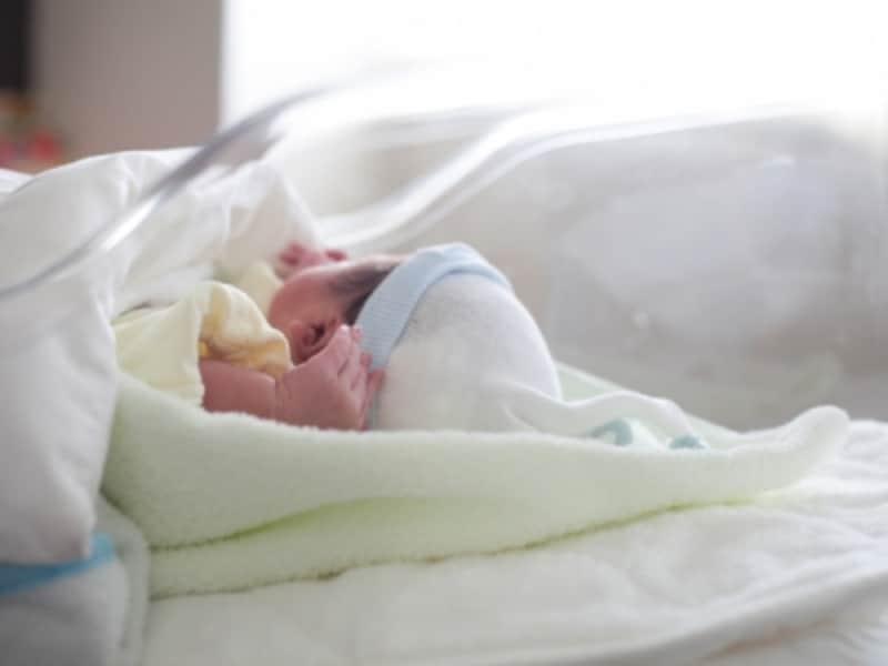 赤ちゃんに会いたくても病院に伺うのはマナー違反