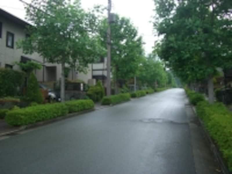 自然・環境・街並みを求めるのであれば猪名川パークタウンはオススメ。