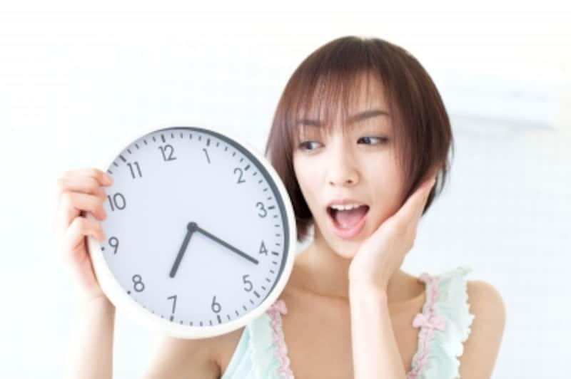 時計遺伝子と美容の関係は?