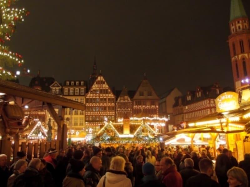 フランクフルトのクリスマスマーケット!2019年版