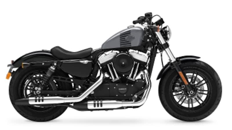 ハーレーダビッドソンスポーツスターXL1200Xフォーティーエイト(2017年モデル)