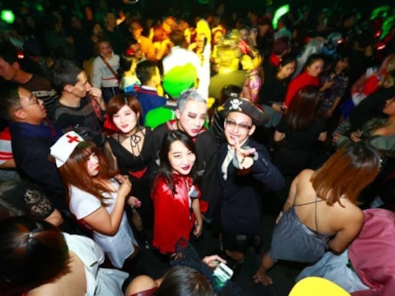 集まったみ~んなで楽しめるハロウィンナイト@YENFetish?HalloweenParty(C)O2culture(凹凸文化)