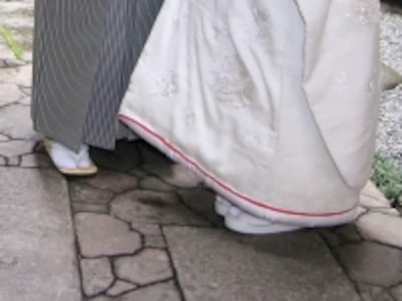 c89ff324c962e 紀香さんの白無垢は?再婚花嫁の「正しい」衣裳とは  結婚式・披露宴の ...