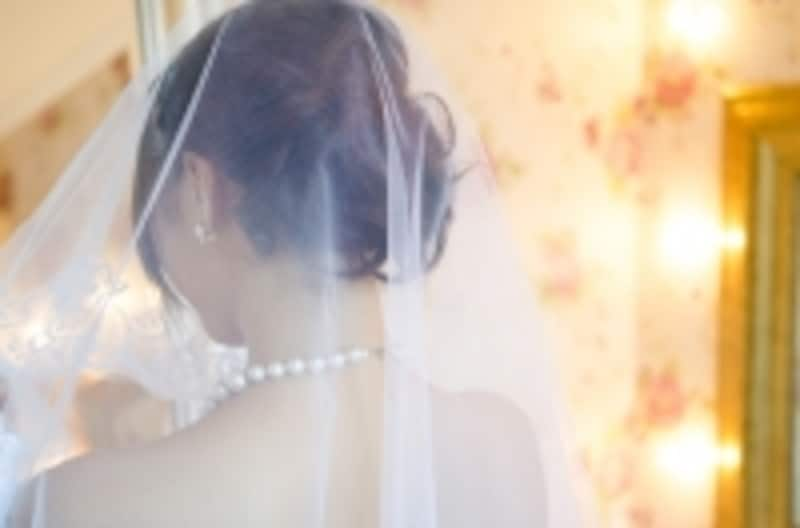 では、ウエディングドレスは?
