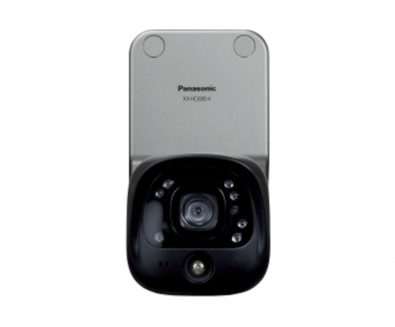 屋外バッテリーカメラ