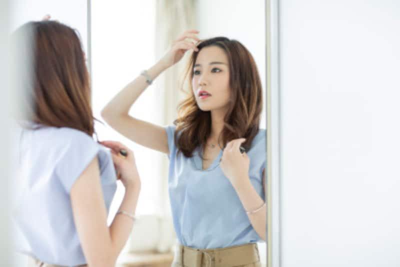 前髪の基本4種類をおさえよう