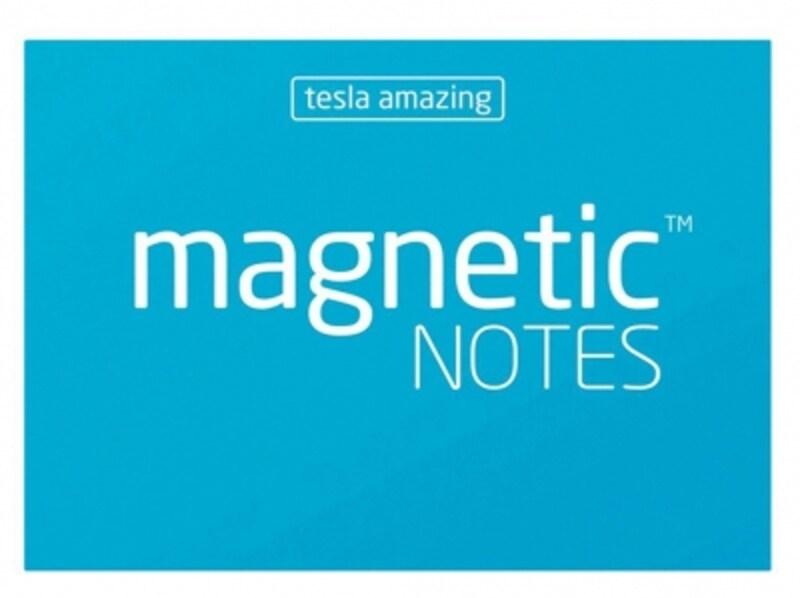 ウインテック/magneticNOTESサイズブルー(626円)