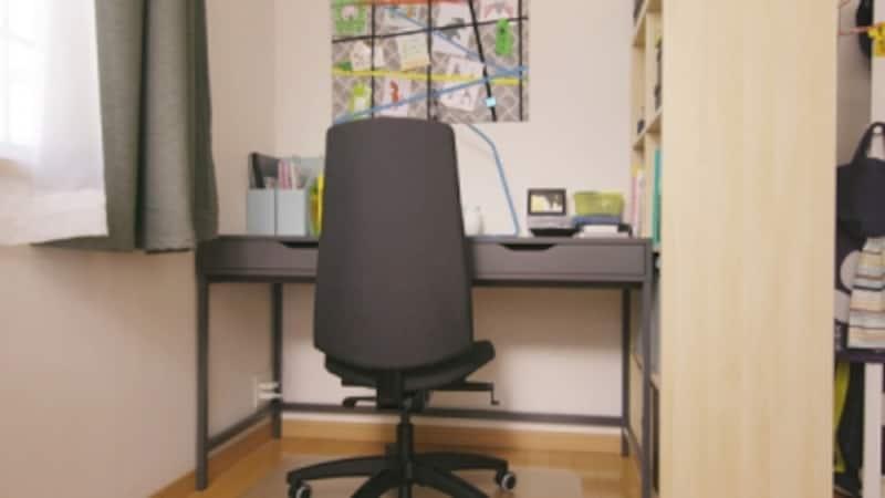 子ども部屋の勉強机