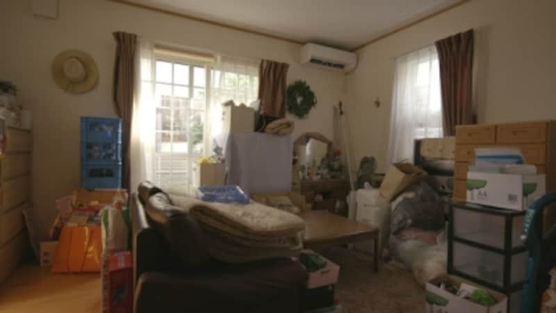寝室の模様替え