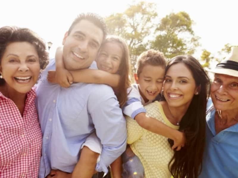 大切な人の家族を大切にすることで、あなたも大切にされるのです