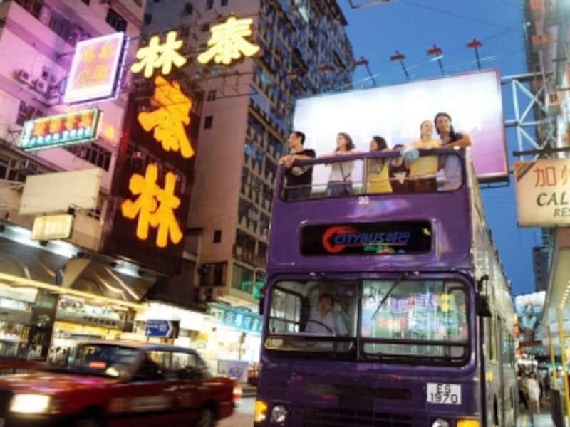香港のオプショナルツアーベルトラ