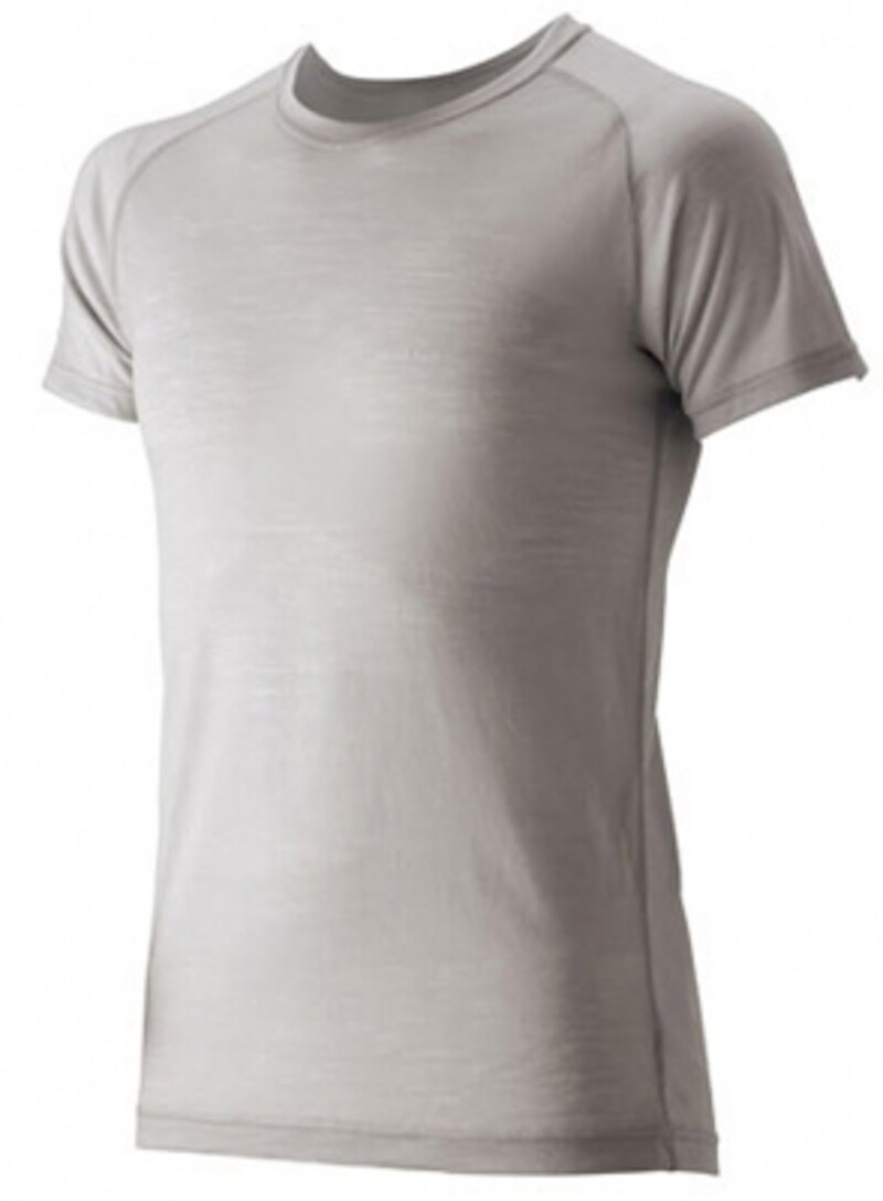 mont-bellスーパーメリノウールL.W.TシャツMen's3600~3900円/Amazon