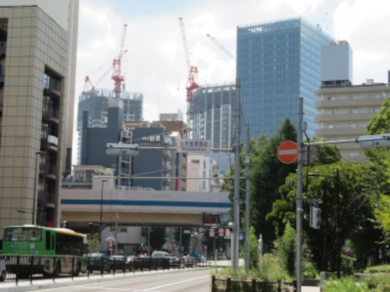 目黒駅前再開発