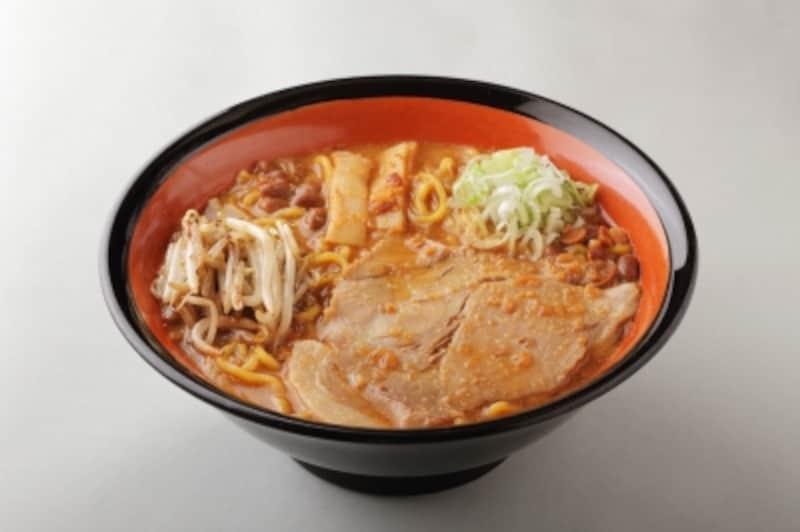【札幌】札幌炙りあら味噌ラーメン(麺匠真武咲弥×麺や虎鉄)