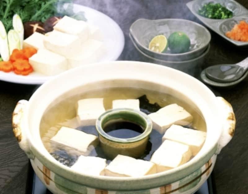 冬こそ湯豆腐でダイエット!