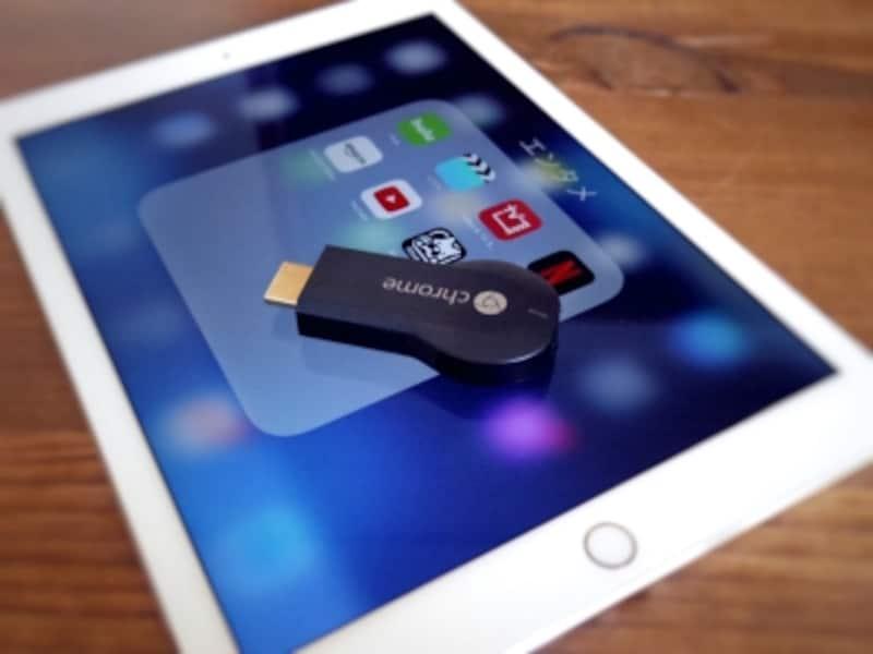 iPadAir2&Chromecast