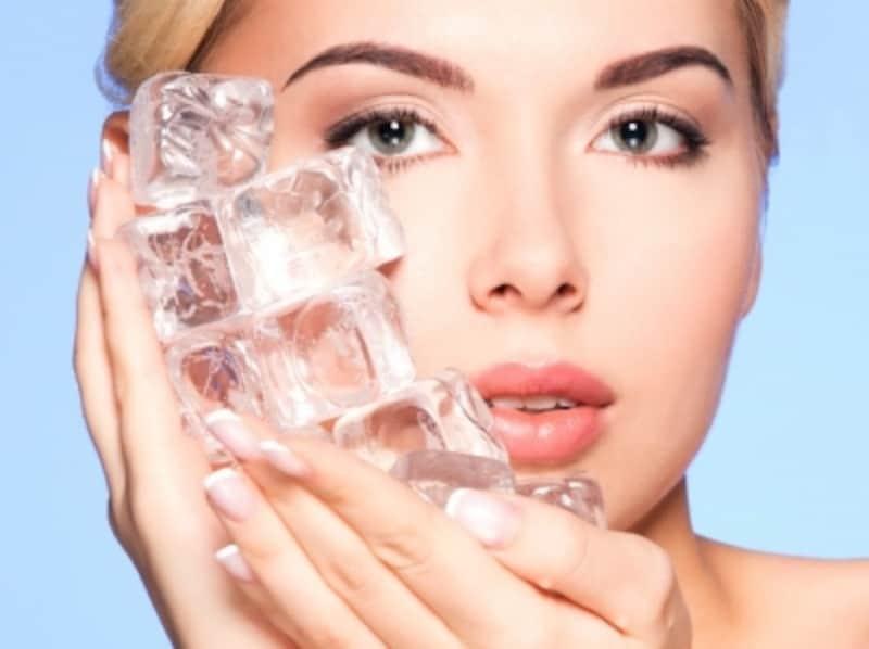 """最新美容医療では""""冷やす""""のがスリムな体への近道です"""