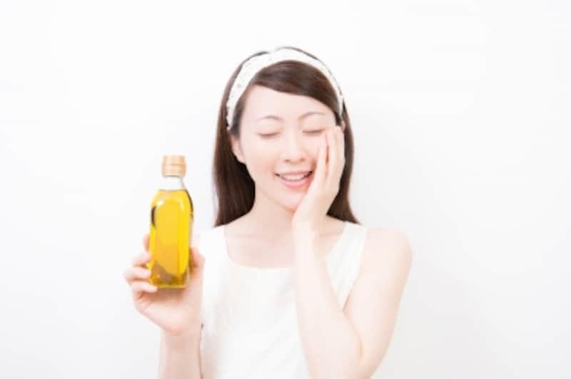 オリーブオイルはリッチな質感