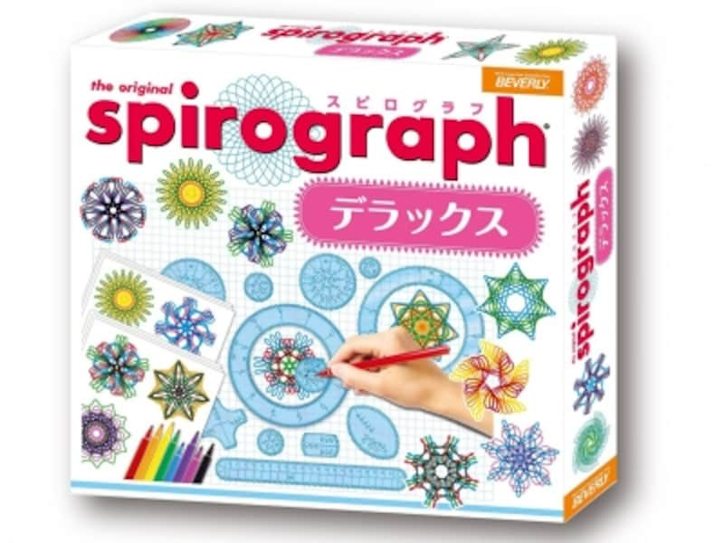 ビバリー/スピログラフデラックス(3024円)