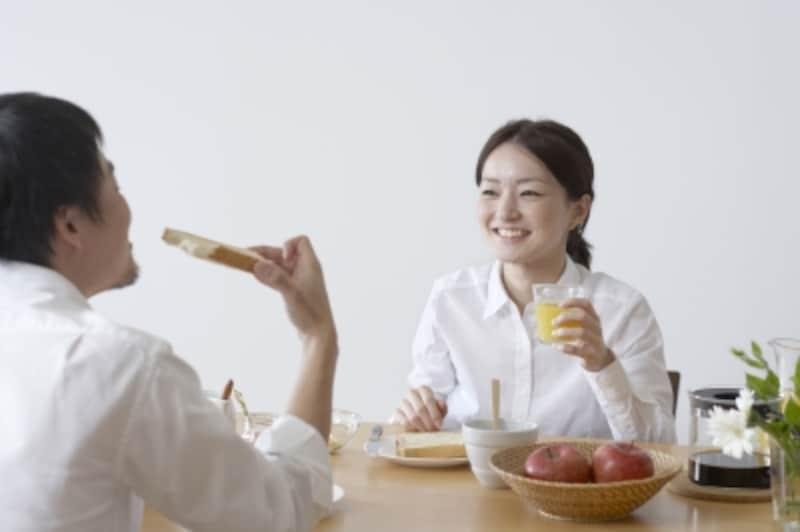 食事の前後に使う言葉で、愛され力がアップ?