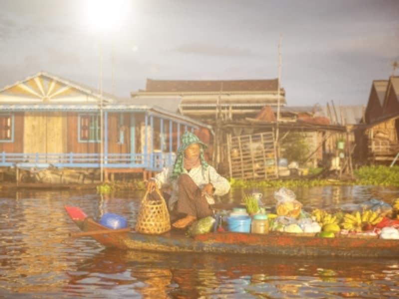 カンボジアのオプショナルツアーベルトラ
