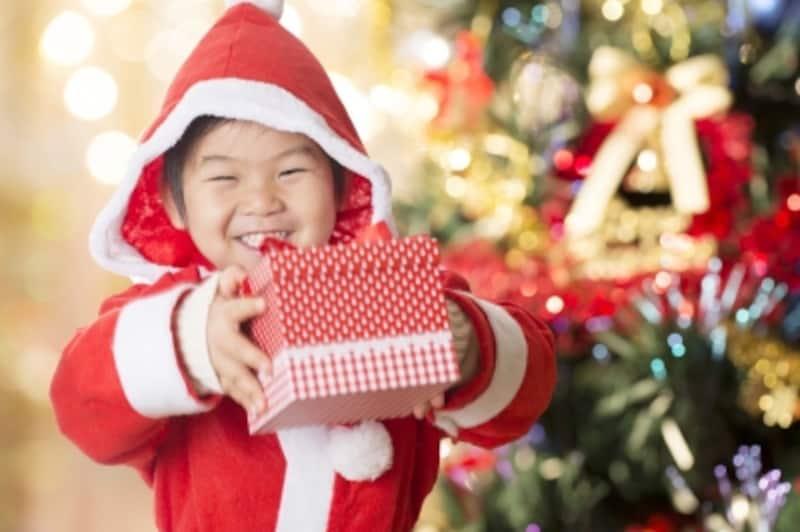 3歳・4歳の子供におすすめののクリスマスプレゼントとは?