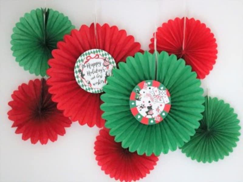 不思議の国のアリスをモチーフにしたクリスマス商品です。