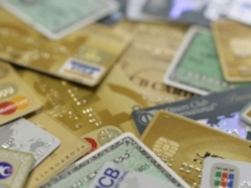 クレジットカードの不正利用が増えている
