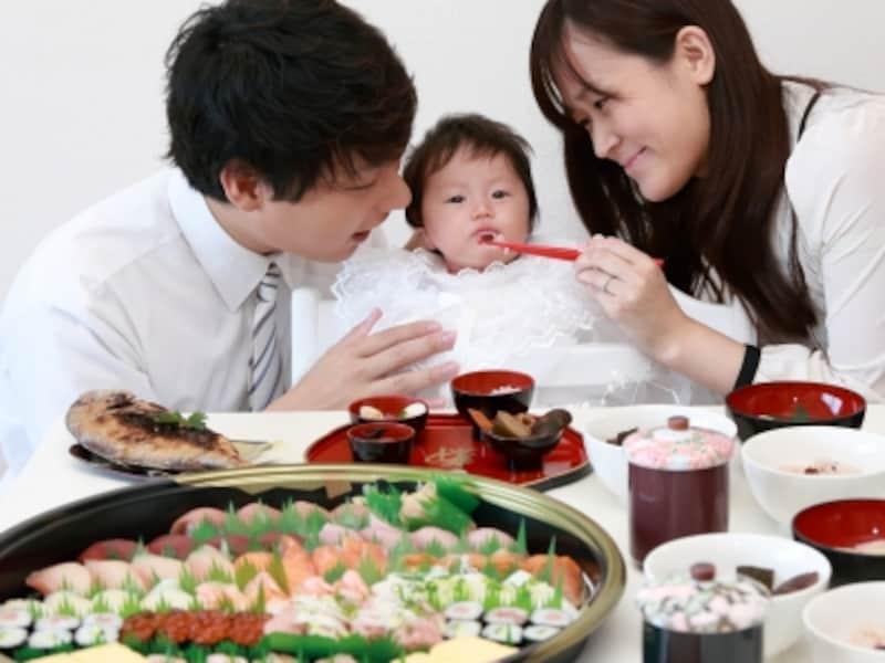 お寿司や刺身など子供の場合何歳から食べていいの?