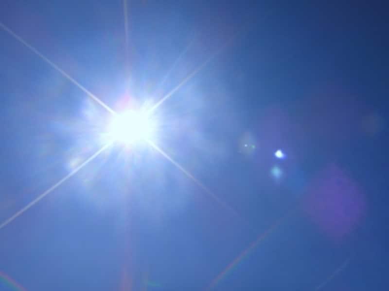 日光消毒=紫外線消毒の効果はどれくらい?