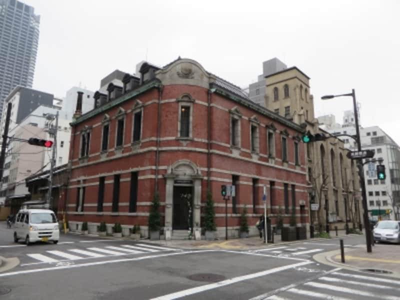 大阪中心部