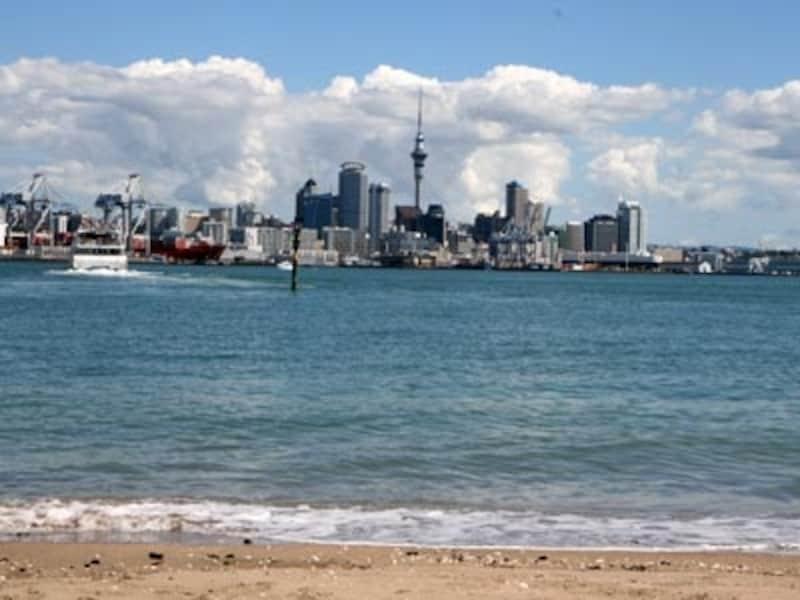 ニュージーランド最大の都市オークランドに影響は無い