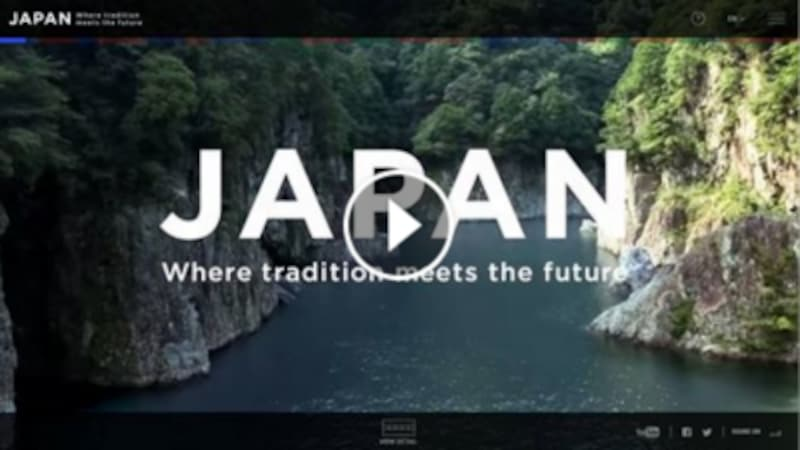 JAPAN―Where tradition meets the future